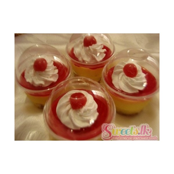 fruit trifle fruit cup