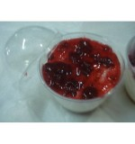Strawberry cheese cake cup (L)