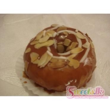 Butter Scotch Doughnut