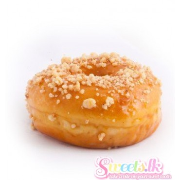 Butterscotch & Cookies Donut  (6 pcs pack)