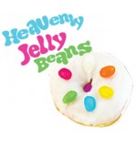Heavenly Jelly Beans Donut  (6 pcs pack)