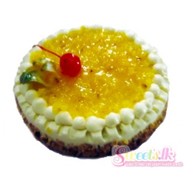 Pineapple Gateau