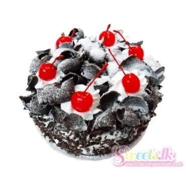 Black Forest Gateau Cake