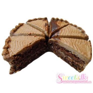 Chocolate cake (pc)