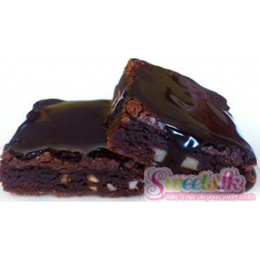 Ganache Brownies(12 pcs)