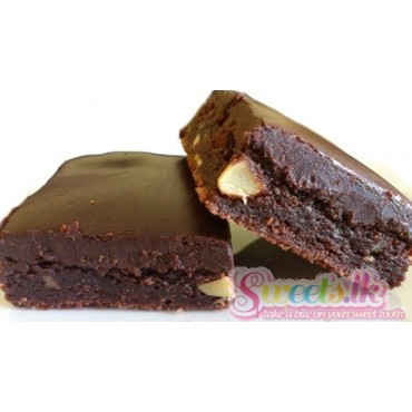 Double Choc Brownies(12 pcs)
