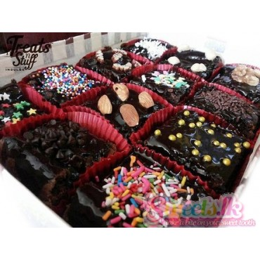 Brownies Celebration (12pcs)