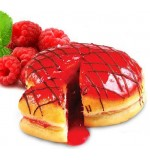 Raspberry Delight Donut  (6 pcs pack)