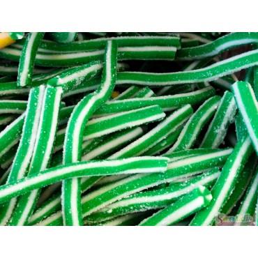 Green Rainbow Sour Licorice (100g)