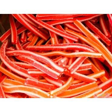 Red Rainbow Sour Licorice (100g)