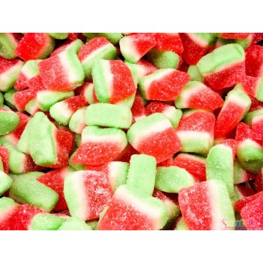 Watermelon Extra Sour Gummy (100g)
