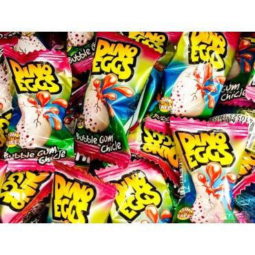 Dino Eggs Bubble Gum (100g)