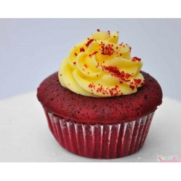 Red-Velvet Cupcake(6 Pack)