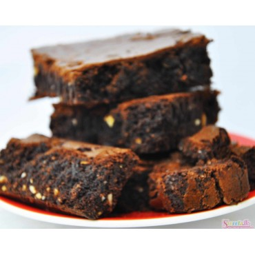Chocolate Brownies - pieces (6 Pack)