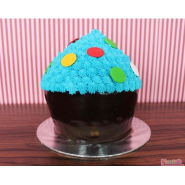 Giant Cupcake - 1.5kg