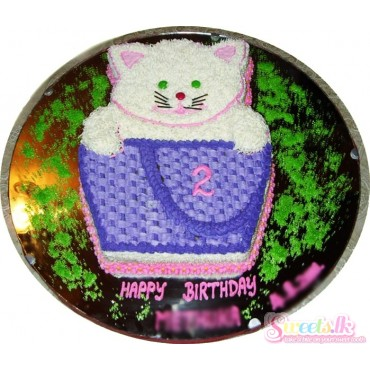 Kids Birthday Cake 2