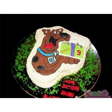 Kids Birthday Cake 5