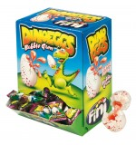Dino Eggs Bubble Gum 200pcs Pack