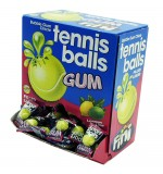 Tennis Balls Gum Bubble Gum  200pcs Pack