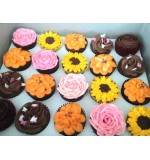Assorted Cupcakes 12pcs