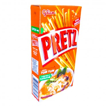 Pretz Tom Yum Kung Flavoured Biscuit Sticks