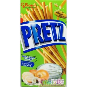 Pretz Sour Cream & Onion Flavoured Biscuit Sticks