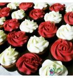 Cupcake Roses (12 pack )