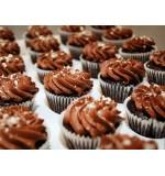 Chocolate Cupcakes (12 pcs)