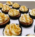 Salted Caramel Cupcakes (12 pcs)