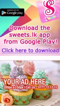 Sweets.lk App